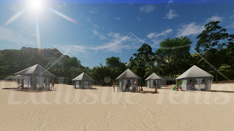 Mabarule Luxury Glamping Tent