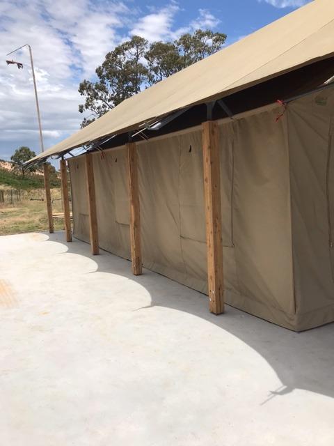 Safari Tent in Australia