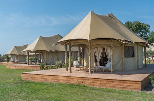 4 season glamping tents