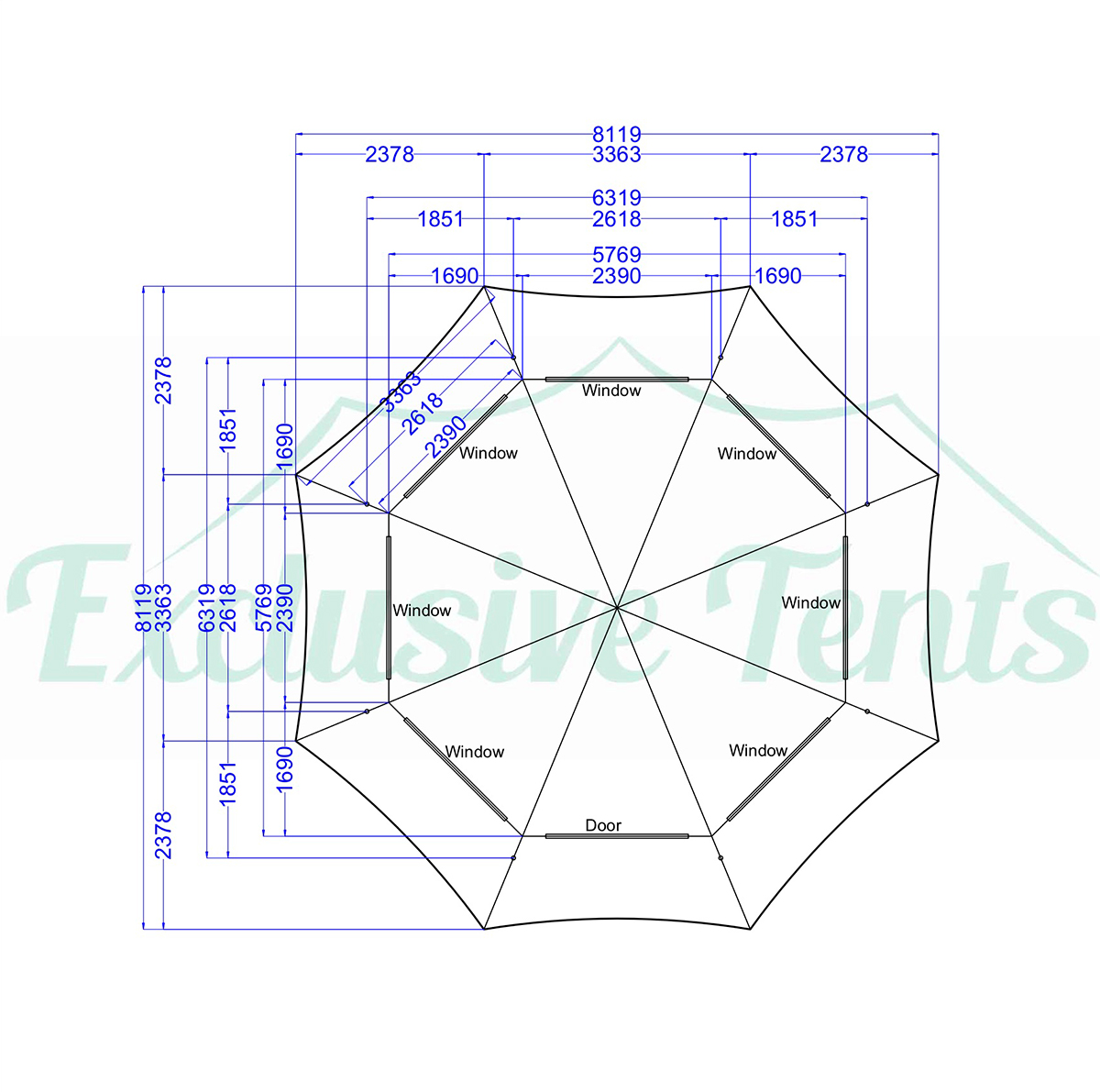 bateleur floorplan