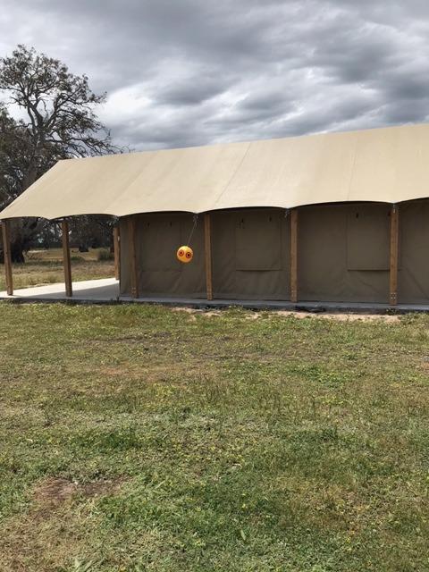 Satao Safari Tent
