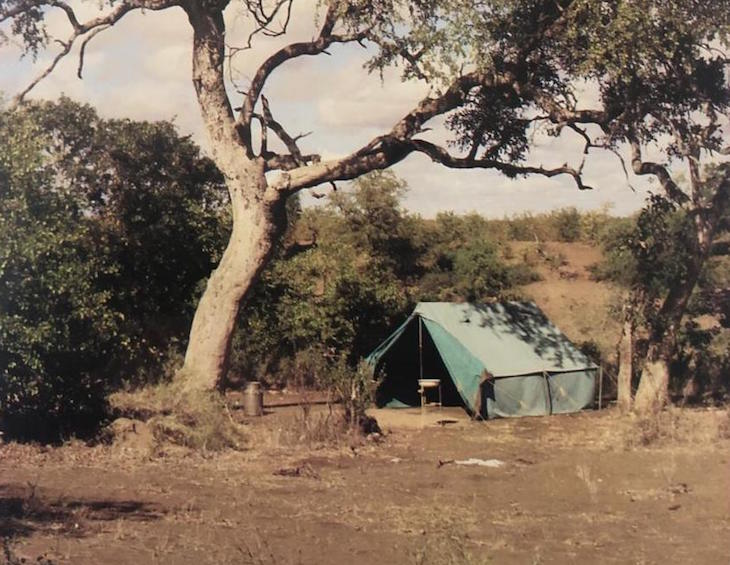 BIOGRAPHY FEATURE: A journey through tents