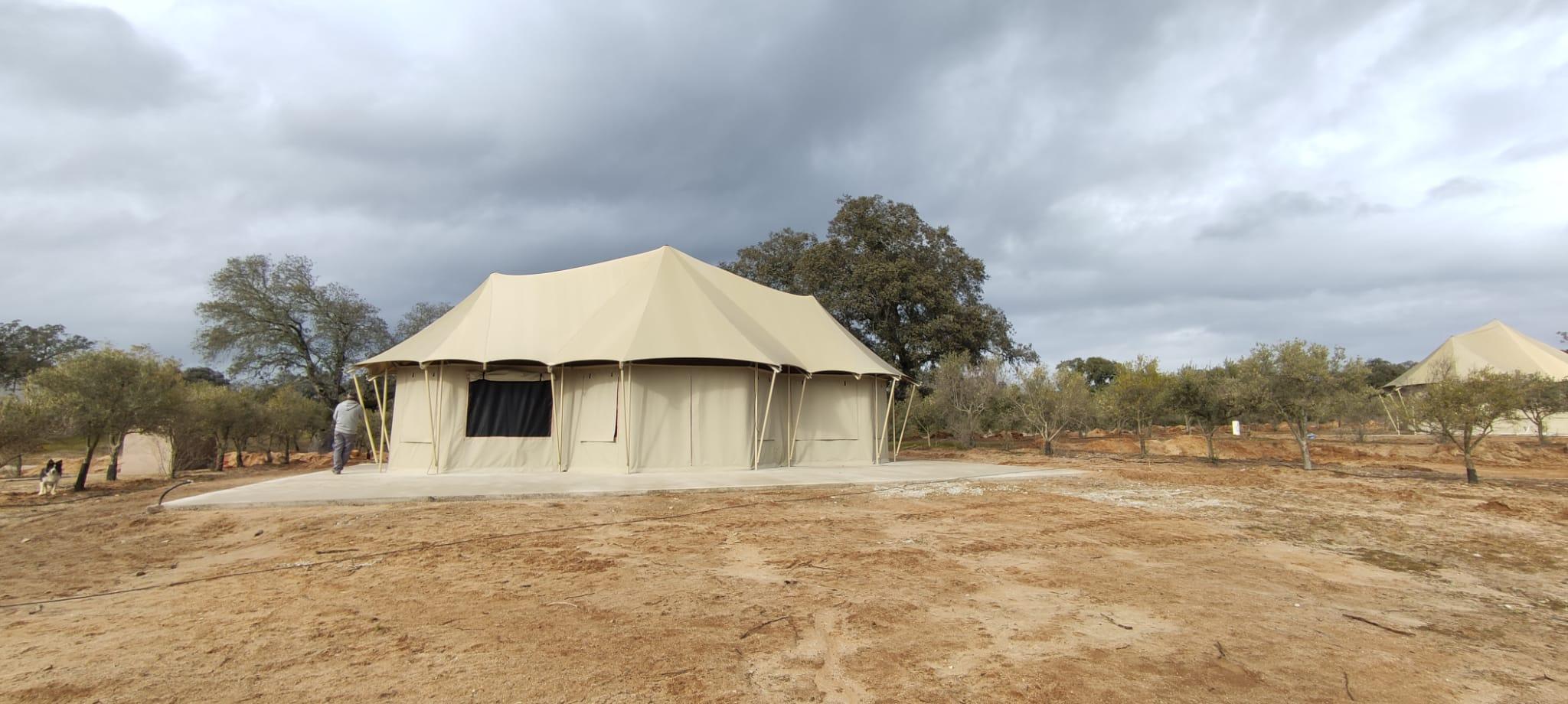 Luxury Tents in Spain