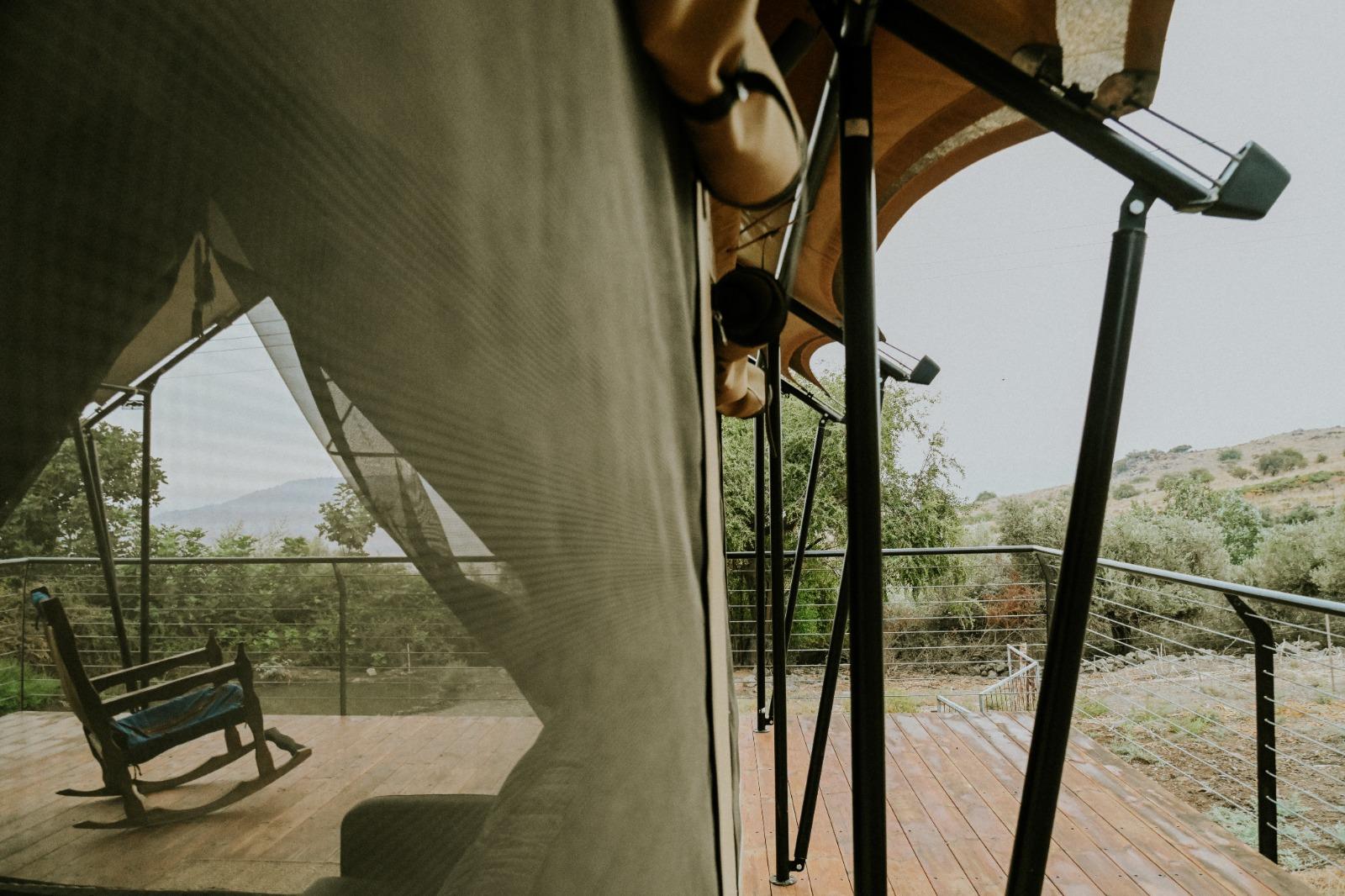 Hostal de la Luz Glamping Tent