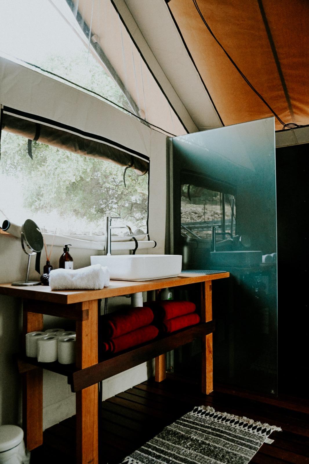 Luxury Tent house